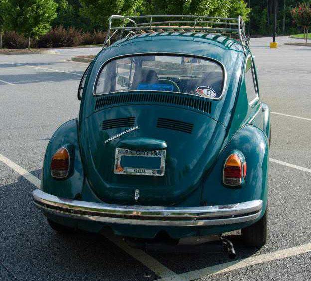 Vw 1600 Beetle For Sale: 1970 VW Beetle Standard