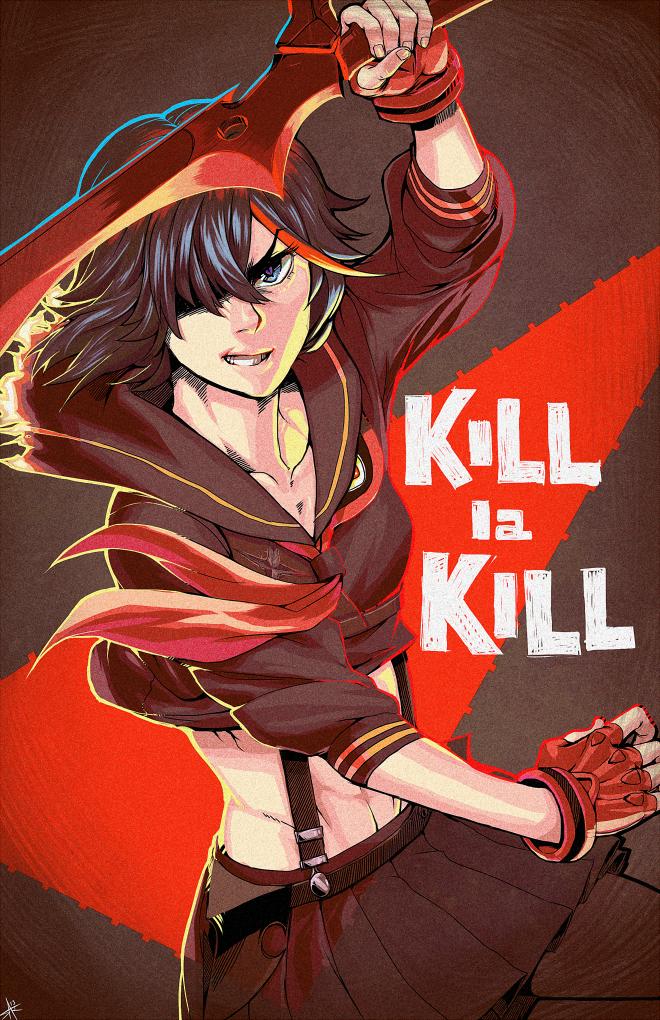 Xem Phim Kill La Kill