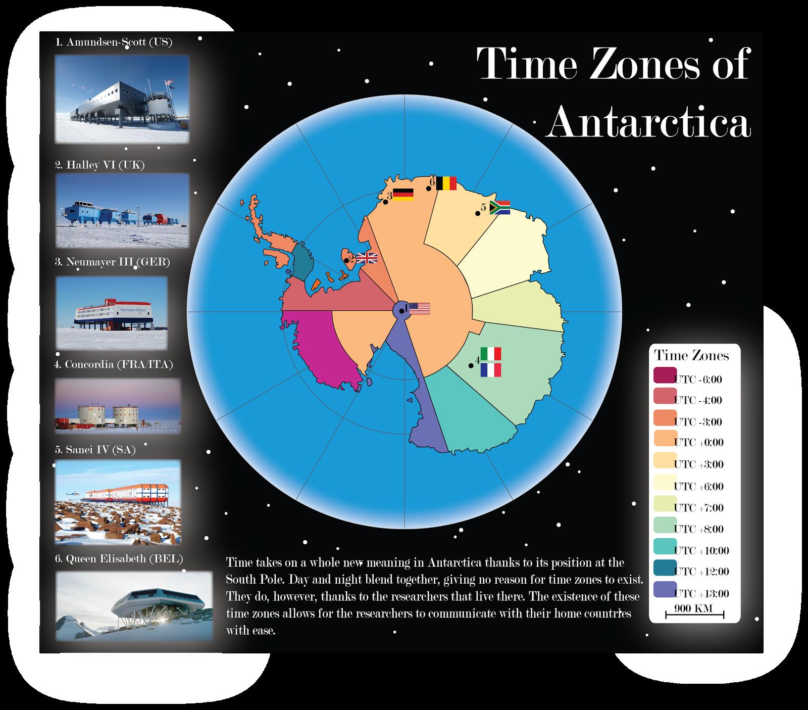final project timezones in antarctica