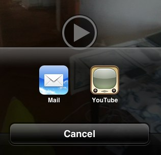 YouTube App, Longer Included Apple's