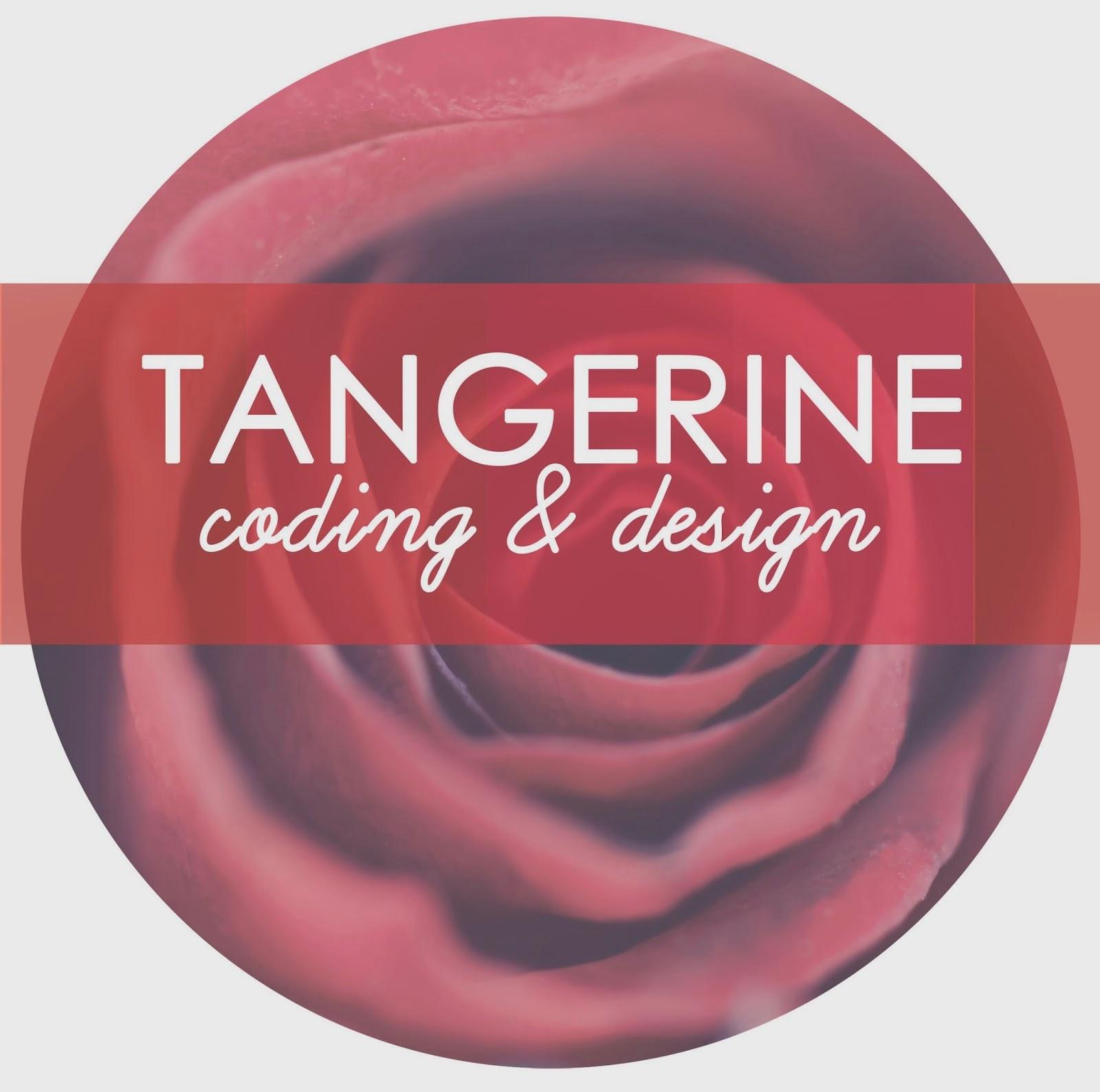http://tangerinetane.blogspot.com/p/tangerine-coding-design.html