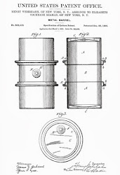Nellie's Patented Oil Drum