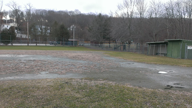 old ballfield