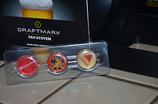The Draftmark System tab buttons