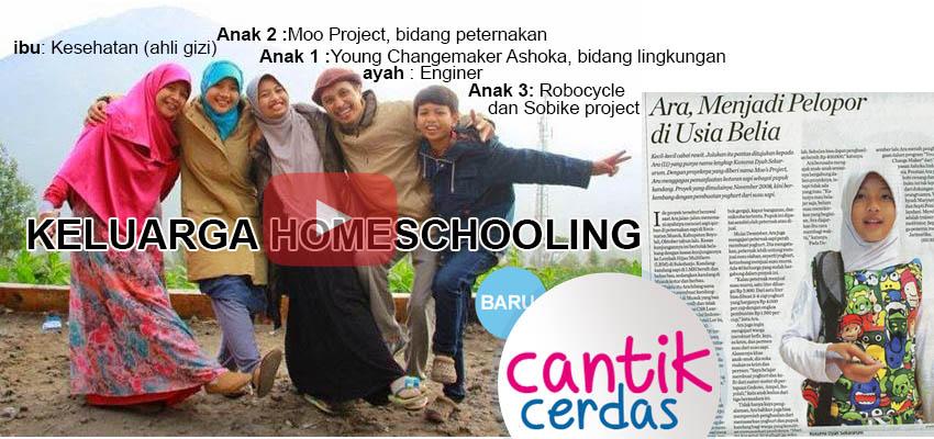 Keluarga Homeschooling saat LIVE di TransTV