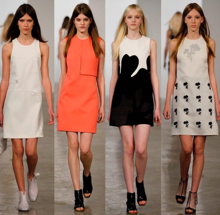 calvin klein resort 2015 collection, designer fashion