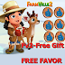 Farmville 2 Free Favor  ( FREE GİFT ) ( 30,12,2015 )