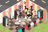 iPhone Game App Fashion Story