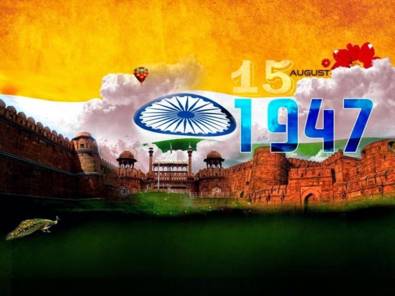 Independence Day 2014 Red Kila HD Wallpapers
