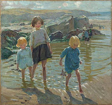 Children on the Beach