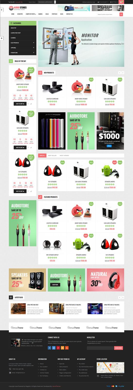 eCommerce Theme