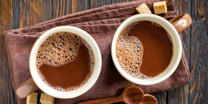 Bermasalah dengan ingatan? Segera minum secangkir cokelat panas