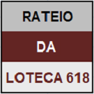 LOTECA 618 - MINI RATEIO