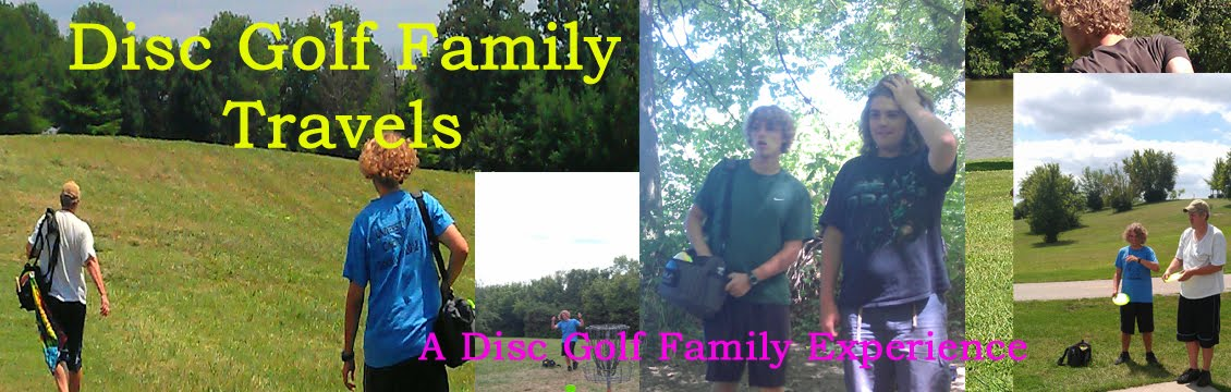 Disc Golf Family Travels