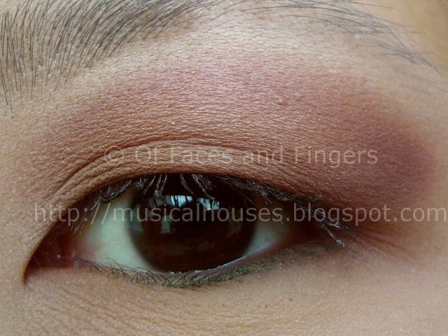 Neutral Brown Eye Look