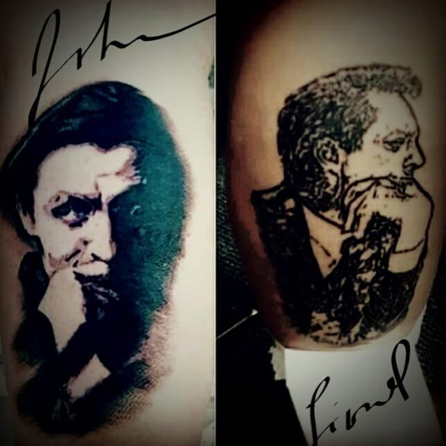 John & Lionel Barrymore