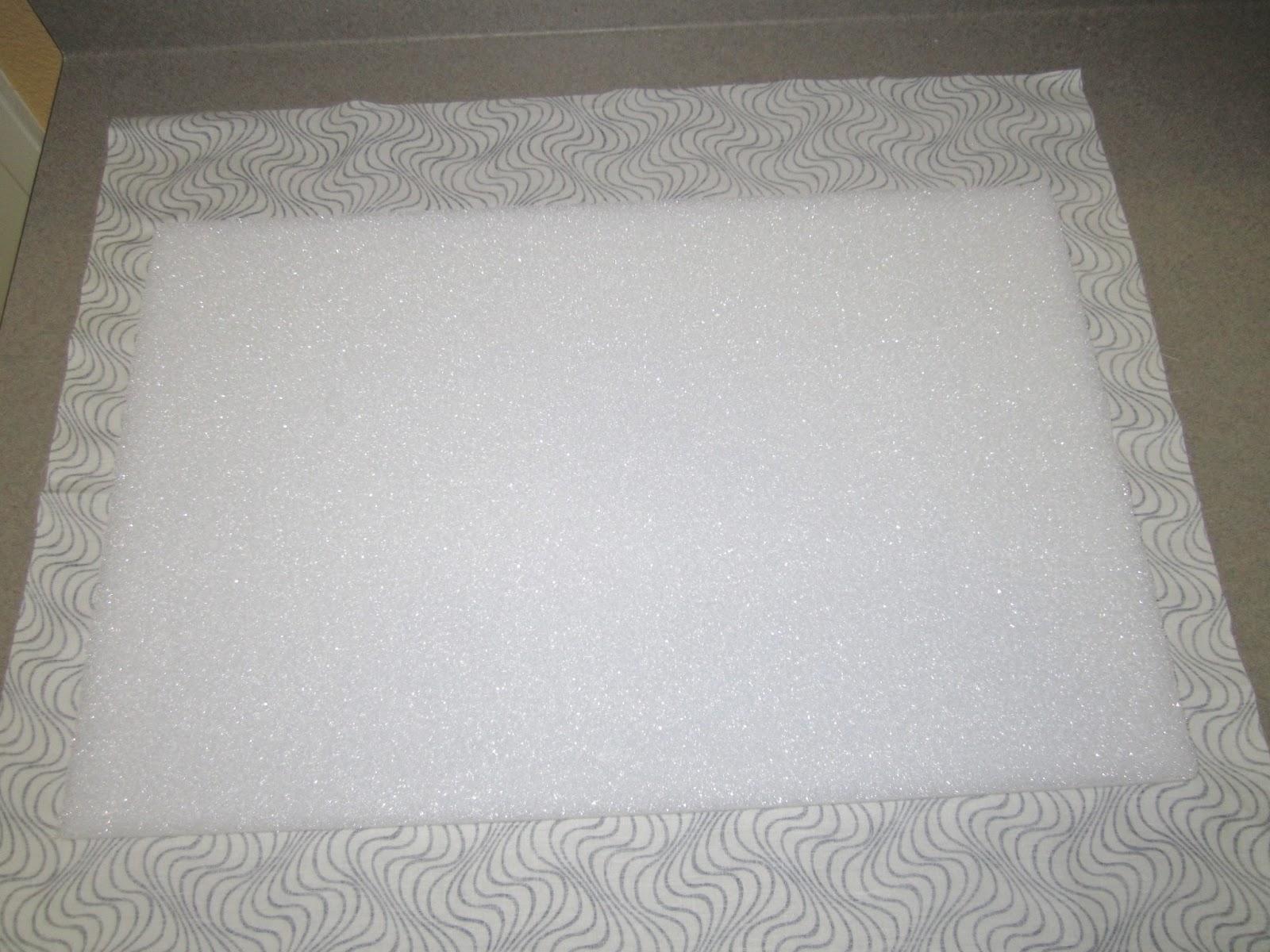 Foam Letters Wall Decor : Styrofoam wall art on diy