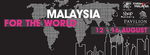 Kuala Lumpur Fashion Week Ready to Wear 2015 Show di Pavilion Mall