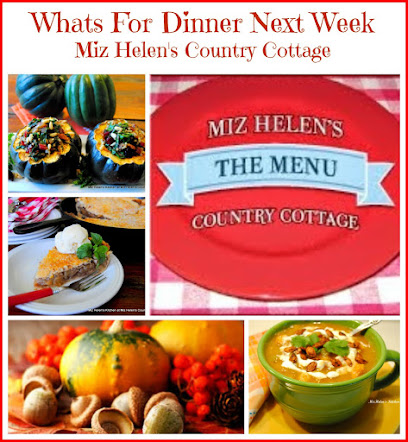 Whats For Dinner Next Week * Week Of 9-23-17