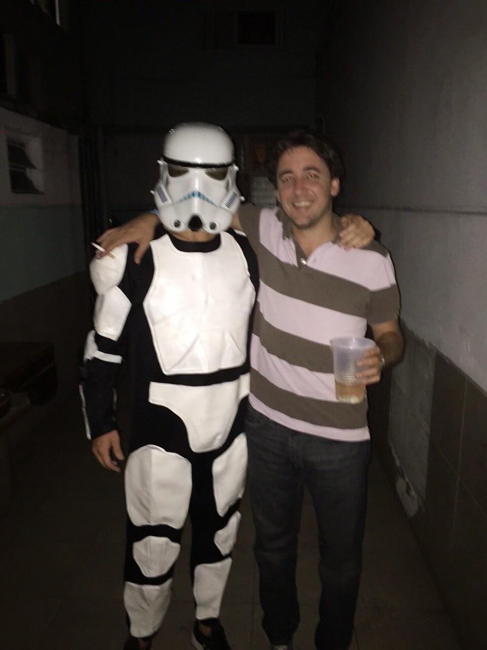 Y Lucre fue villano: Stormtrooper