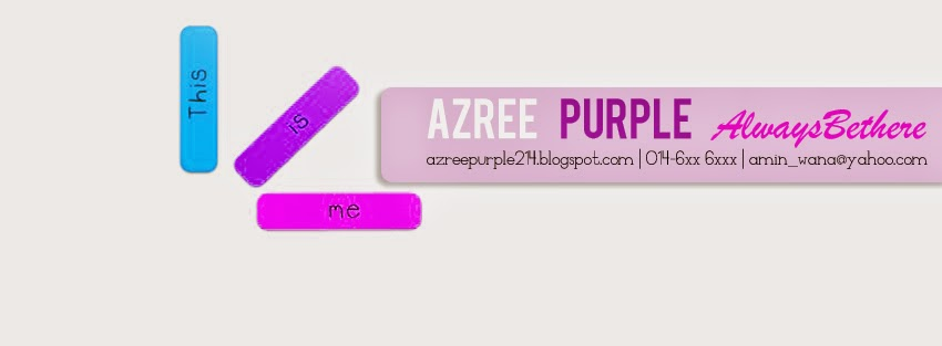 Azree Purple Alwaysbethere