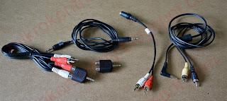 Automatyczny przełącznik audio - dodatkowe wyposażenie