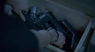 B.A.P BAP One Shot Daehyun guns