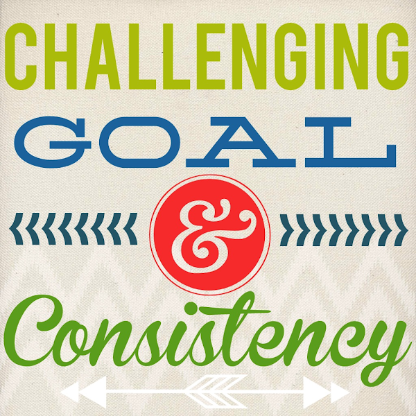 My Running Journey Part 2 {Set a Challenging Goal And Be Consistent} from Blissful Roots