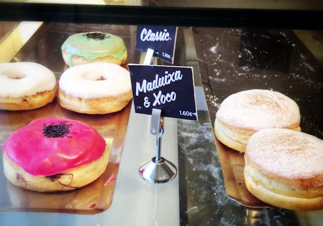 doughnuts de Lukumas
