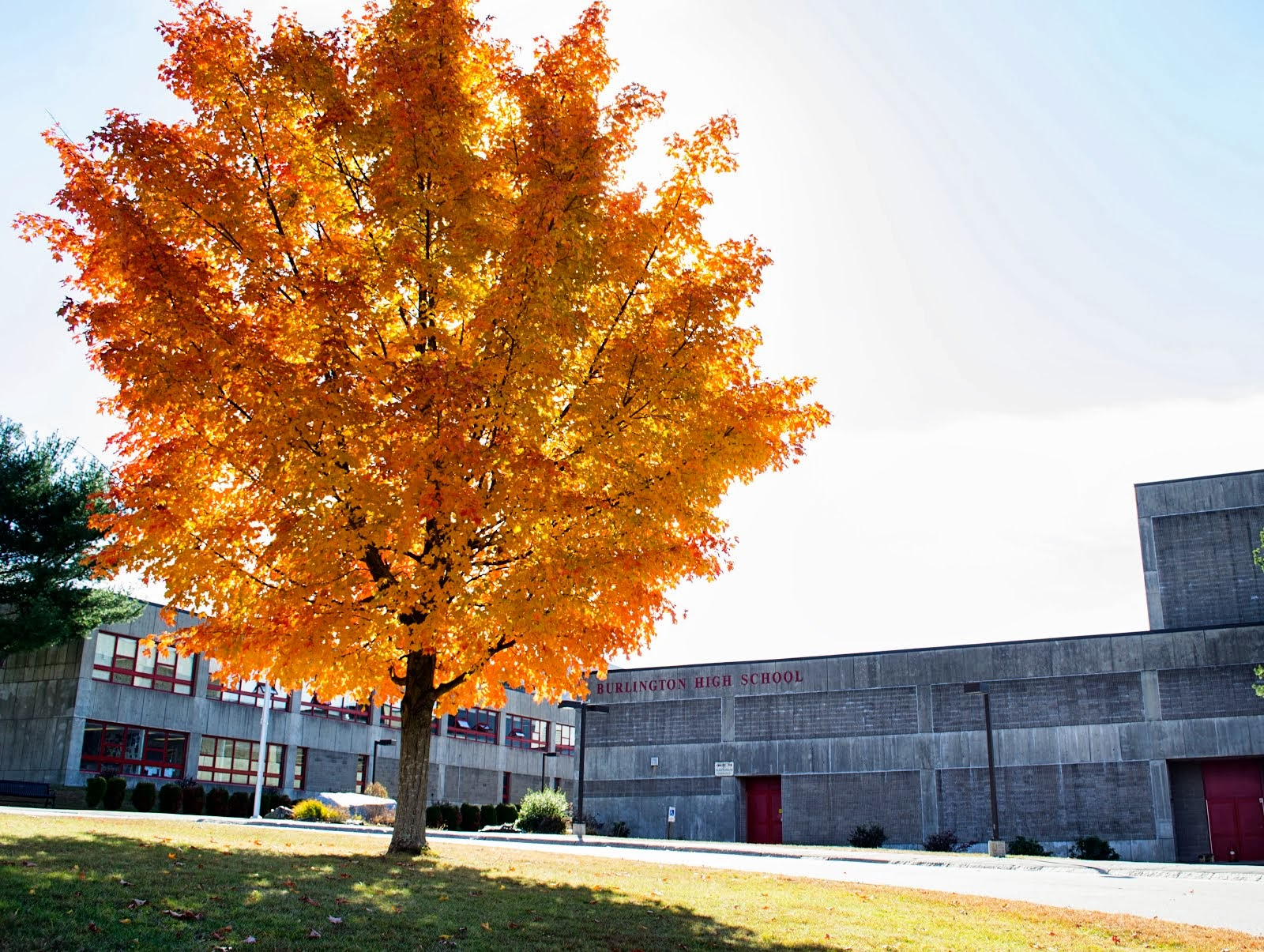 BHS in the Fall