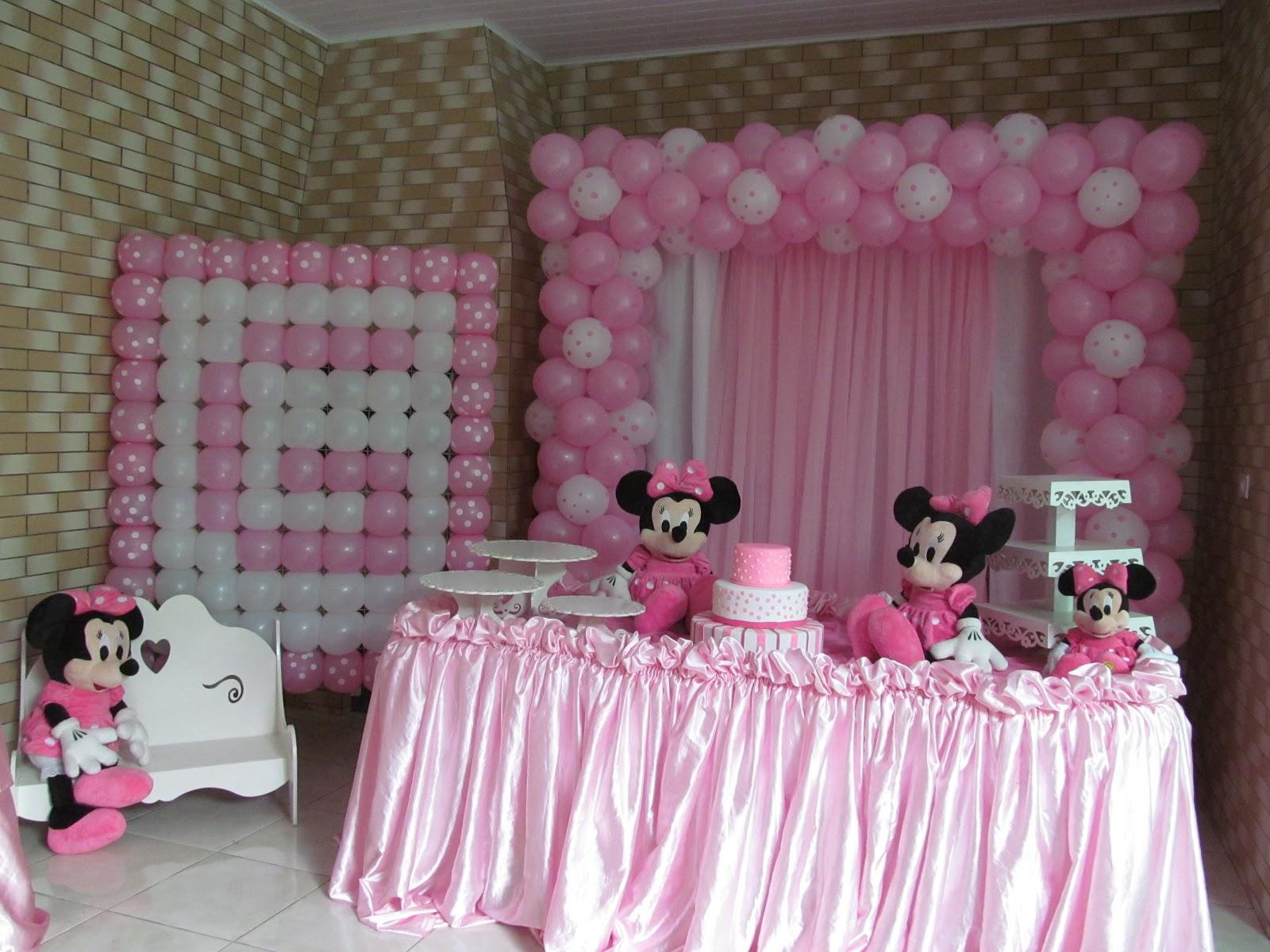 decoracao festa minnie rosa : decoracao festa minnie rosa:Criando Sonhos: Decoração de Festa Infantil Minie Rosa