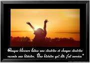 Une photo avec citation d'espoir · Tweet. Liens sponsorisés