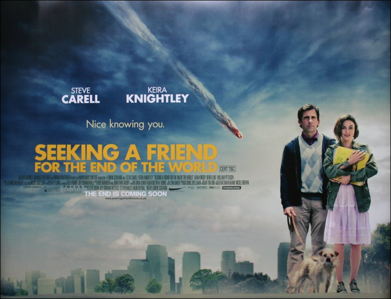 Watch Seeking a Friend for the End of the World Movie Online Free 2012