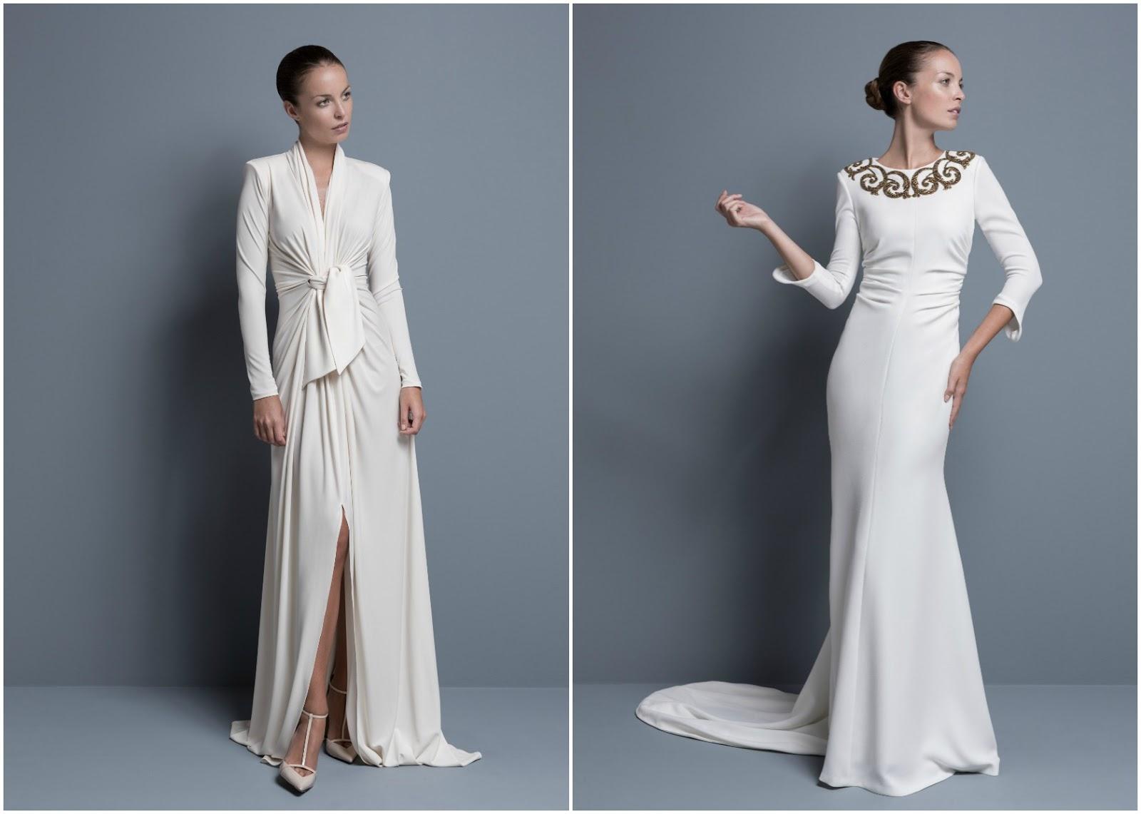 Vestidos de Novia · Colour Nude | A todo Confetti - Blog de BODAS y ...