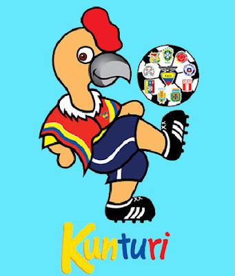 Mascota del Sudamericano Sub 17 Ecuador 2011