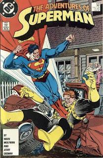 Aventuras de Superman Comic