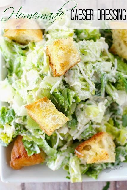 caesar-salad-dressing recipe
