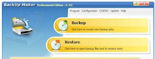 faça backup dos seus arquivos do computador