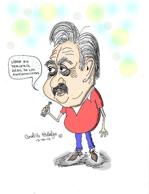 Político Hondureño, Liberal