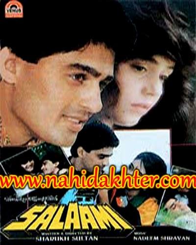 Download Lagu Ost Dil Se Dil Tak: Nadeem-Shravan Songs: Salaami(1994)-320 Kbps-OST
