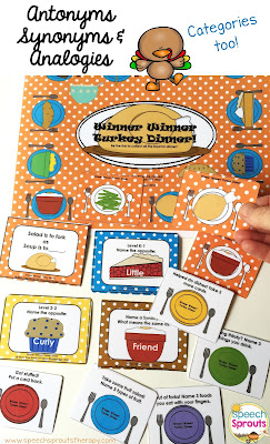 Great thanksgiving speech therapy activities you won t want to miss