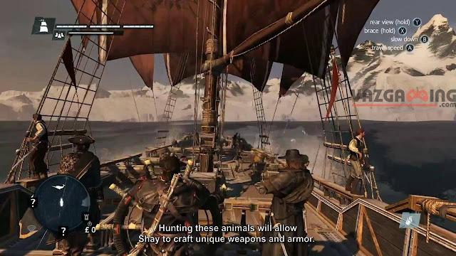 Assassins Creed Rogue Gameplay 3 vazgaming