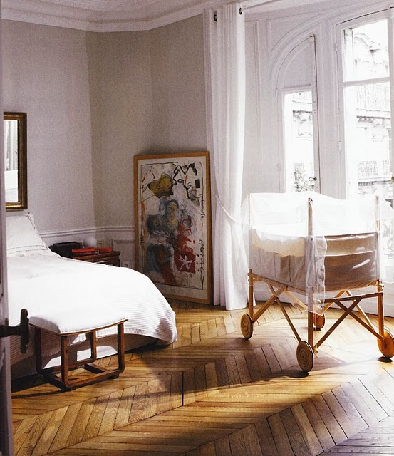 Paris Apartment Decorating Style cool chic style attitude: decor inspiration : parisian apartment