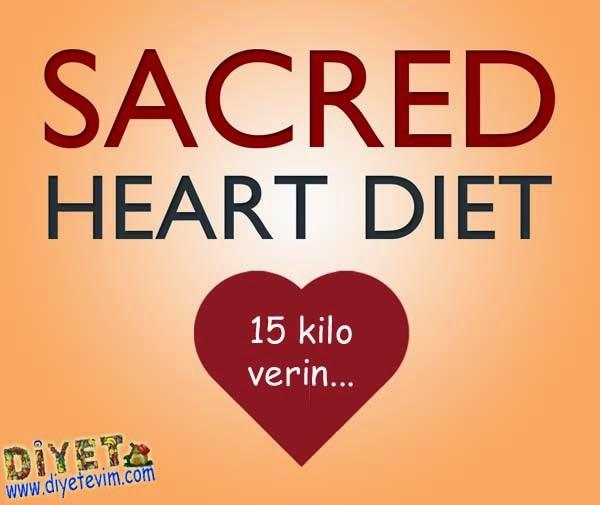 kutsal kalp diyeti