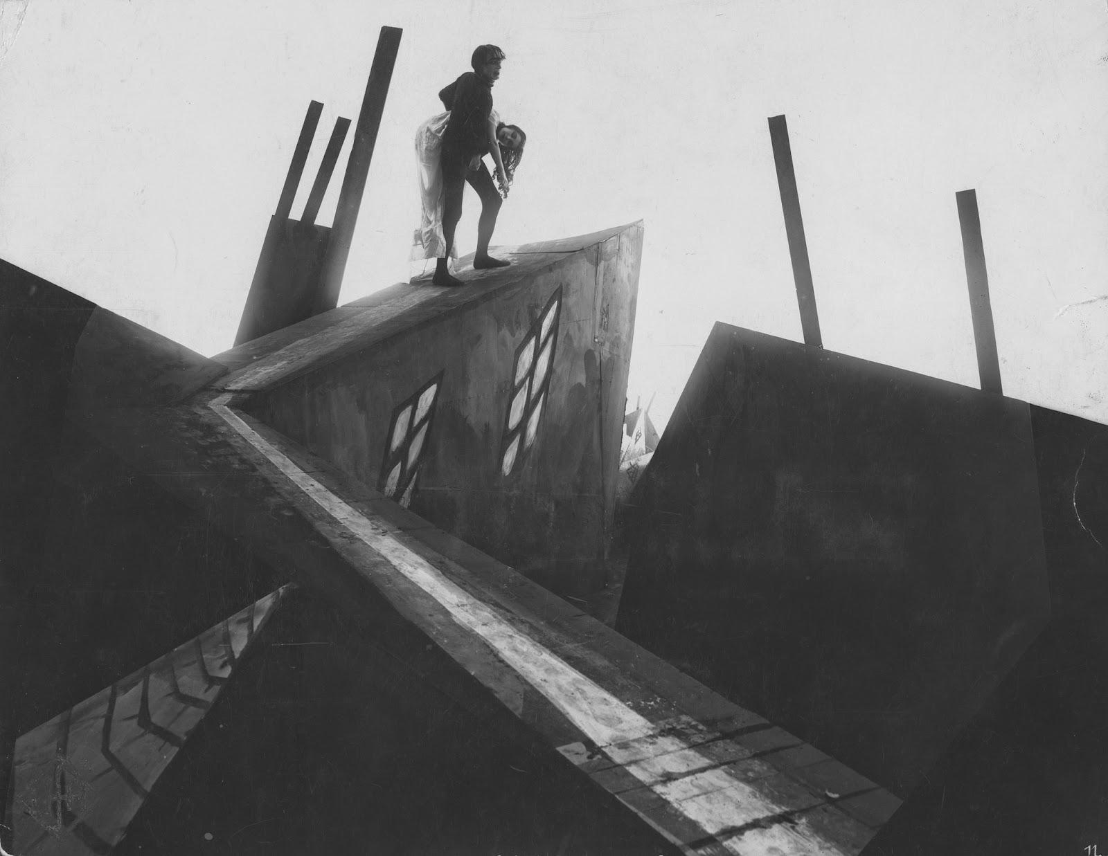 Masters Of Cinema #92 - Das Cabinet Des Dr. Caligari - Blu-ray ... on