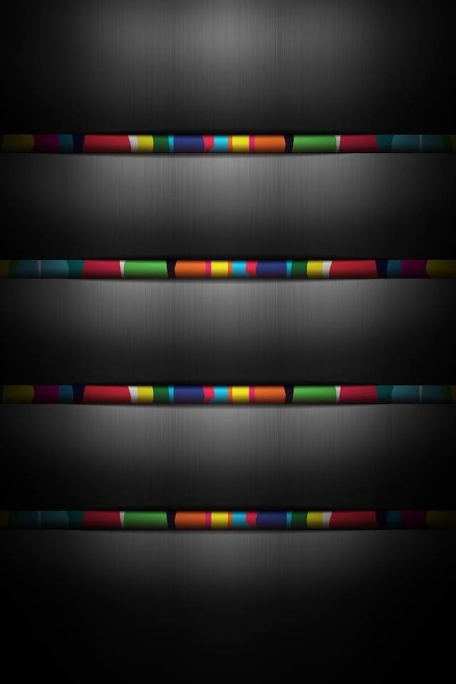Colored Paper Roll Shelves   Galaxy Note HD Wallpaper