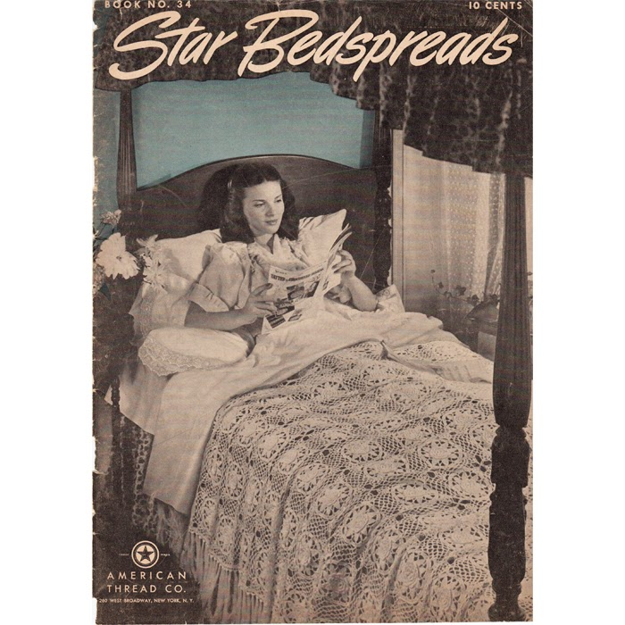 Book No 34 Star Bedspreads