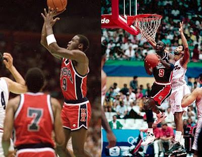 Jordan con Estados Unidos