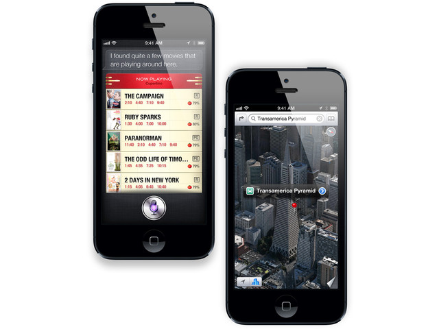 Apple Announced iPhone 5 on September 12