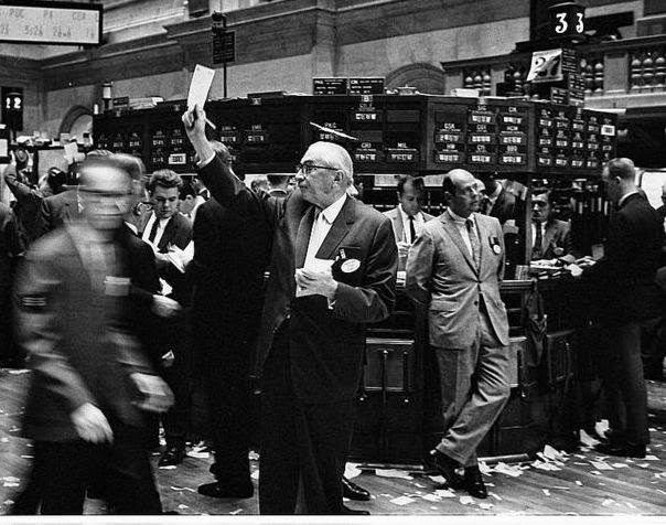 Online stock trading history